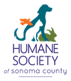 Humane Society Sonoma County logo